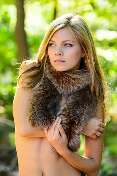 Model | Olga Karavaykova