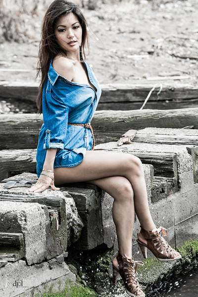 Model | Christine Rose