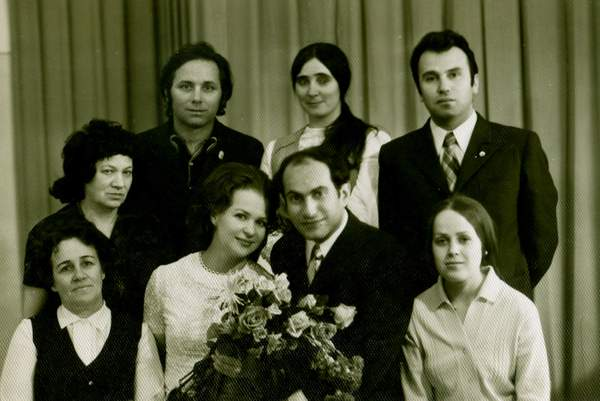 TAL and Gelya wedding