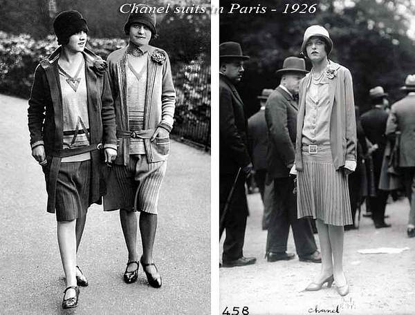 Coco-Chanel-suits-Paris-1926