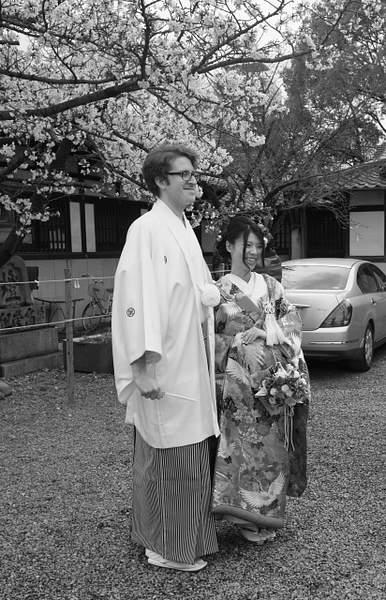 after the wedding @ castle shrine