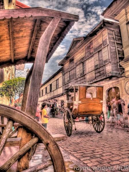 Vigan City Calesa