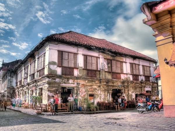 Bahay na Bato (House of Stone) Vigan City, Philippines