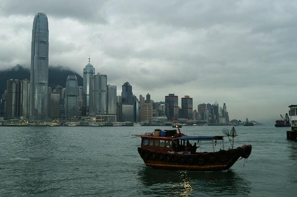 HONG KONG 2006 by Greg Vickers by Greg Vickers